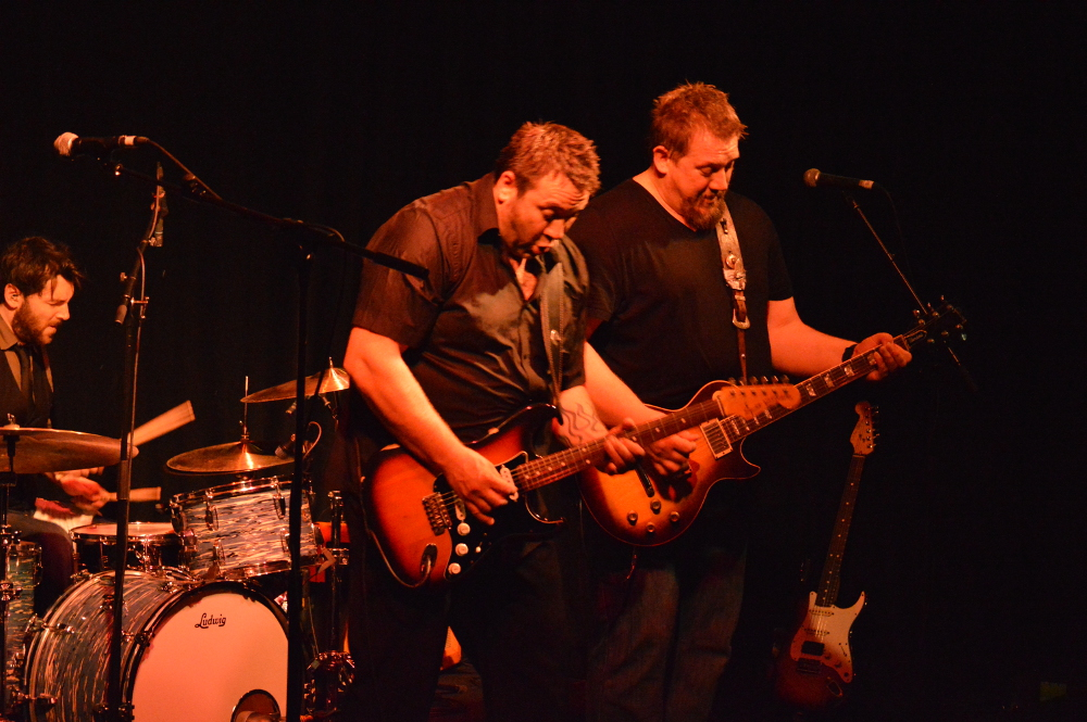 Photos - Edinburgh Blues Club
